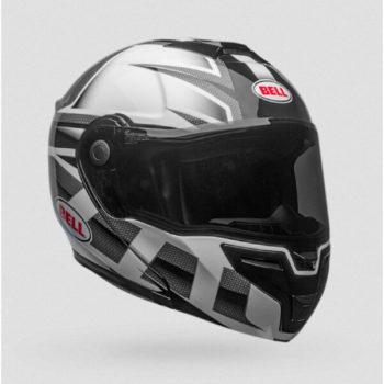 bell str predator hi viz gloss helmet white black 2 1000x1000