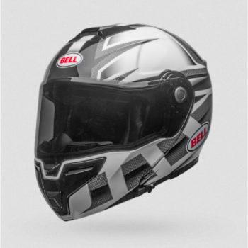 bell str predator hi viz gloss helmet white black 4 1000x1000