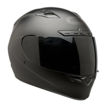 bell qualifier dlx blackout helmet matte black