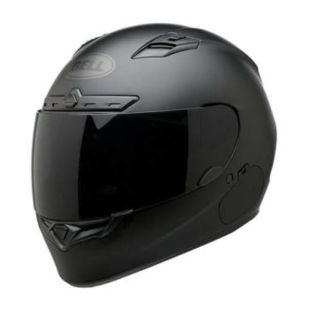 qualifier dlx blackout helmet matte black xs