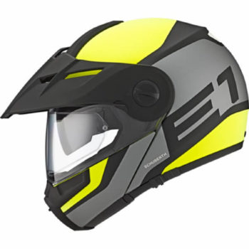 schuberth helmet guardian yellow