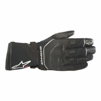 Alpinestars Andes Touring Outdry Black Riding Gloves