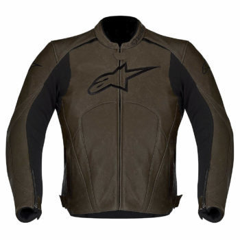 Alpinestars Avant Leather Brown Riding Jackets