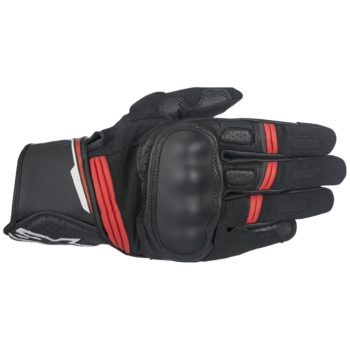 Alpinestars Booster Black Red Riding Gloves1