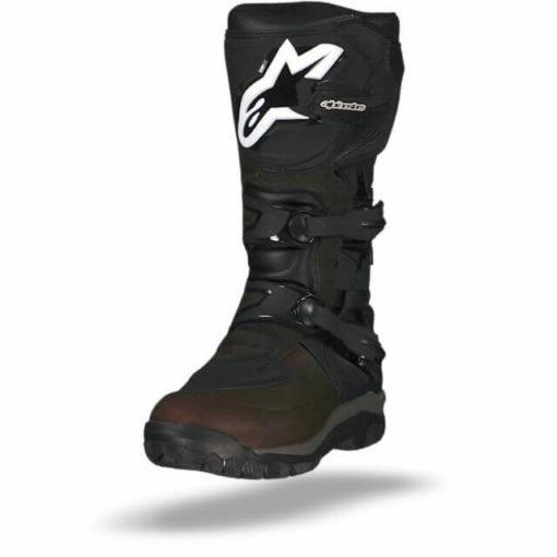 Alpinestars Corozal Adventure Drystar Black Brown Boots