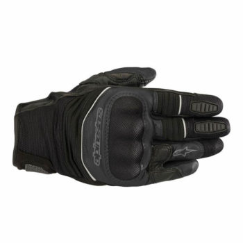 Alpinestars Crosser Air Touring Black Riding Gloves
