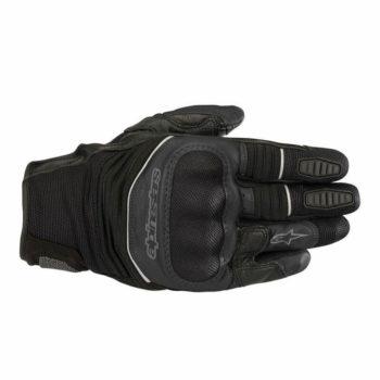 Alpinestars Crosser Air Touring Black Riding Gloves