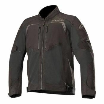Alpinestars Durango Air Leather Black Riding Jacket
