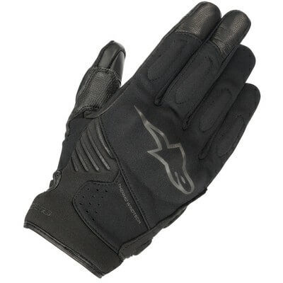 Alpinestars Faster Black Riding Gloves 2