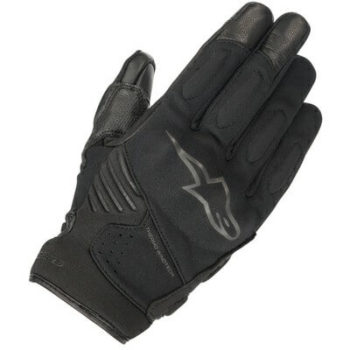 Alpinestars Faster Black Riding Gloves
