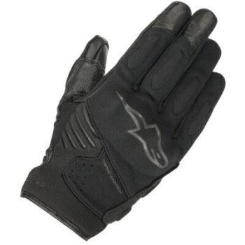 Alpinestars Faster Black Riding Gloves