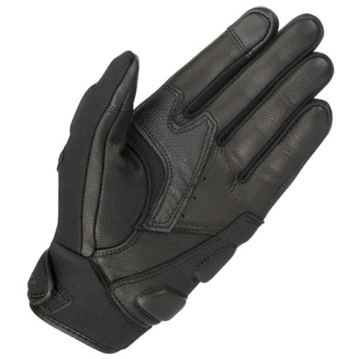 Alpinestars Faster Black Riding Gloves1