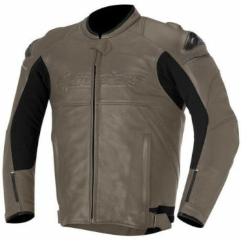 Alpinestars Hades Leather Pyrite Riding Jacket