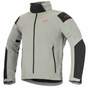 Alpinestars Lance 3L Waterpoof Light Grey Dark Grey Riding Jacket 1