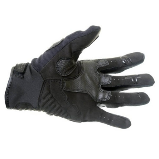 Alpinestars Megawatt Hard Knuckle Black Riding Gloves1