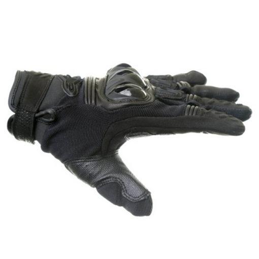 Alpinestars Megawatt Hard Knuckle Black Riding Gloves3