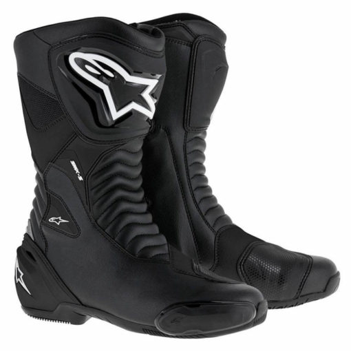 Alpinestars SMX S Black Boots