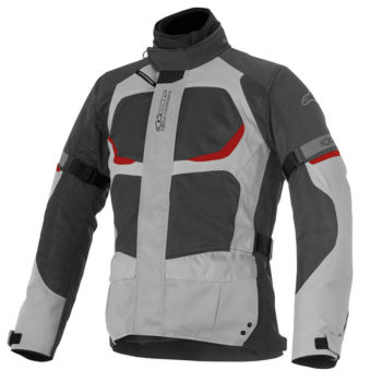 Alpinestars Santa Fe Air Drystar Light Grey Dark Grey Riding Jacket 1