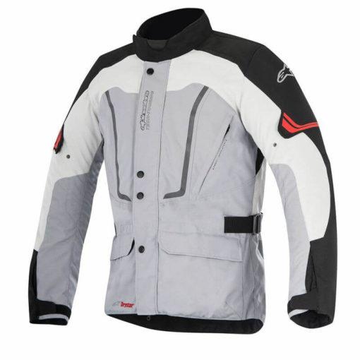Alpinestars Vence Drystar Black Grey Riding Jacket