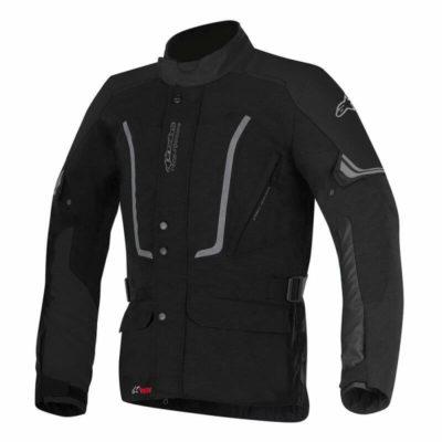 Alpinestars Vence Drystar Black Riding Jacket