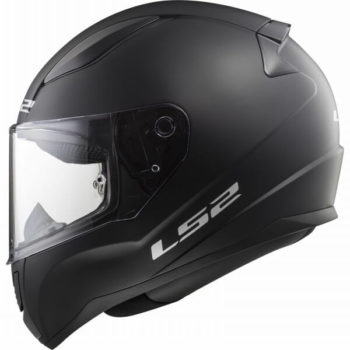 LS2 FF353 Solid Matt Black Full Face Helmet 1