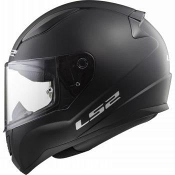 LS2 FF353 Solid Matt Black Full Face Helmet 1