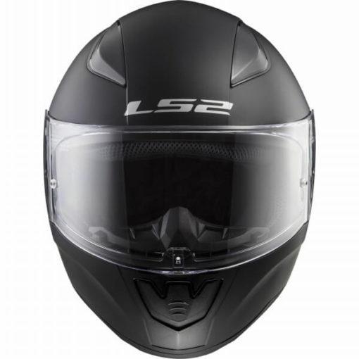 LS2 FF353 Solid Matt Black Full Face Helmet 2