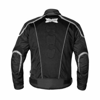MOTOTORQUE BLADE L2 BLACK GREY RIDING JACKET2