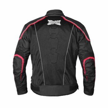 MOTOTORQUE BLADE L2 RED RIDING JACKET2