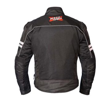 MOTOTORQUE REGISTER L2 BLACK RIDING JACKET2
