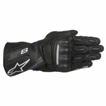Alpinestars SP8 V2 Black Grey Riding Gloves