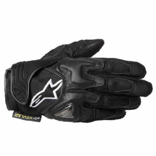 Alpinestars Scheme Kevlar Black Riding Gloves1