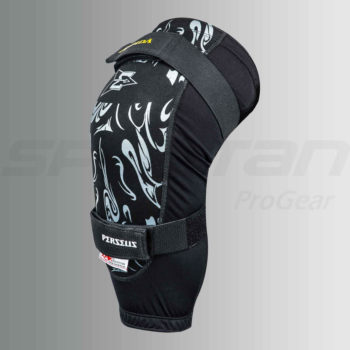 Aspida Perseus Internal Knee Guard Black