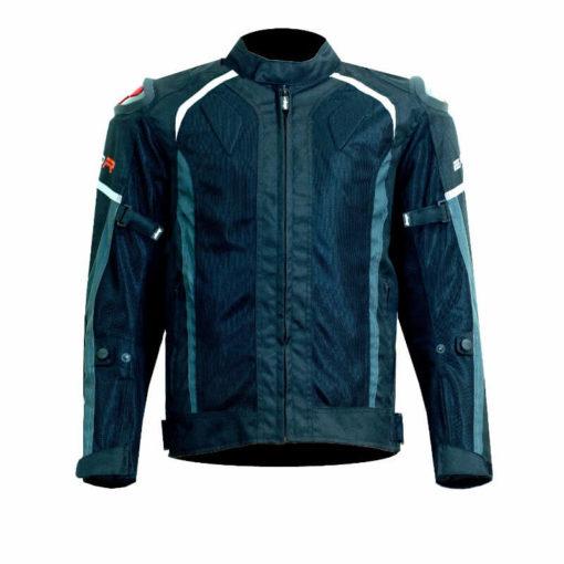 DSG Evo R Black Anthracite Riding Jackets1