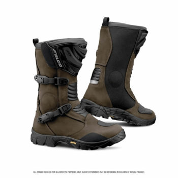 Falco Mixto 2 ADV Waterproof Brown Riding Boots1