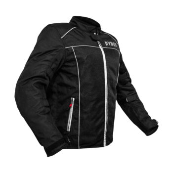 Rynox GT Air V2 White Riding Jacket