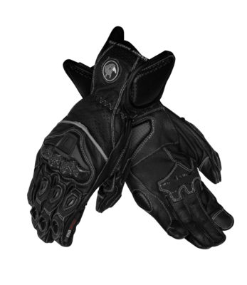 Rynox Inferno Pro Black Riding Gloves