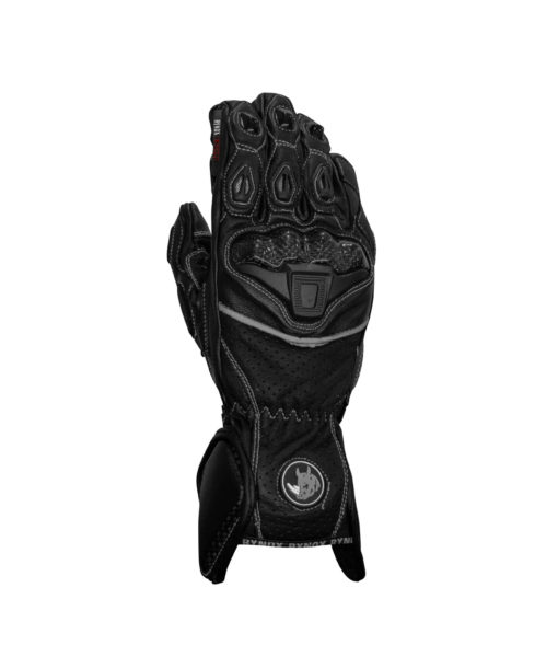 Rynox Inferno Pro Black Riding Gloves1