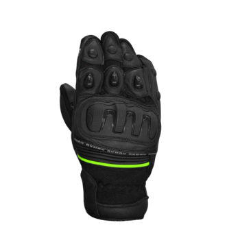 Rynox Shield SPS Pro Black Riding Gloves 1