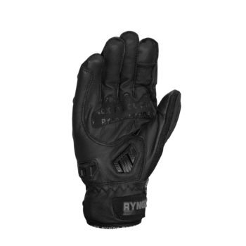 Rynox Shield SPS Pro Black Riding Gloves 2