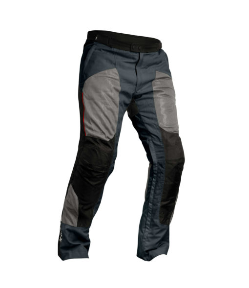 Rynox Storm Evo Black Grey Riding Pants