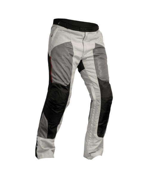 Rynox Storm Evo Black Off White Riding Pants