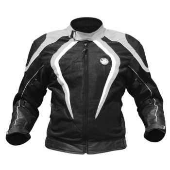 Rynox Tornado Pro V2 Black Grey Riding Jacket