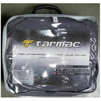 Tarmac Lined Waterproof Motorcycle Cover