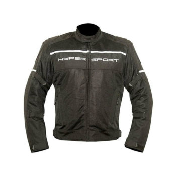 XDI Hyper Sports Level 2 Black Riding Jacket