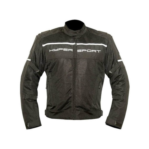 XDI Hyper Sports Level 2 Black Riding Jacket
