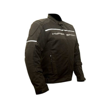 XDI Hyper Sports Level 2 Black Riding Jacket1