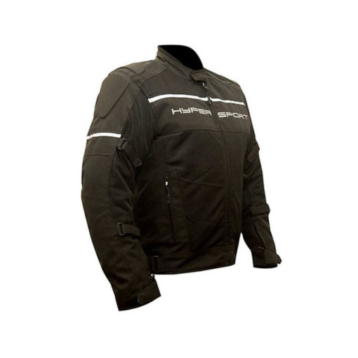 XDI Hyper Sports Level 2 Black Riding Jacket1