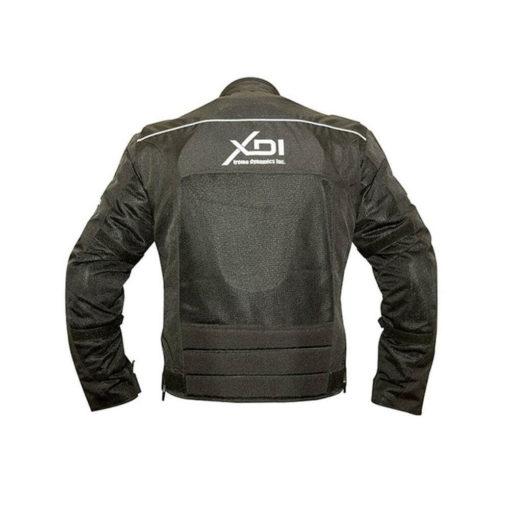 XDI Hyper Sports Level 2 Black Riding Jacket2