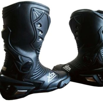 XDI Long Black Boots1